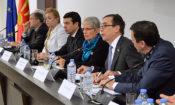 01262017 Aмбасадорот Бејли го одбележа Меѓународниот ден на Холокаустот