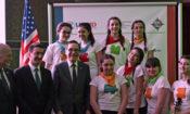 Ambasadori Jess Baily në mbylljen e Projektit të USAID për Integrim Ndëretnik në Arsim