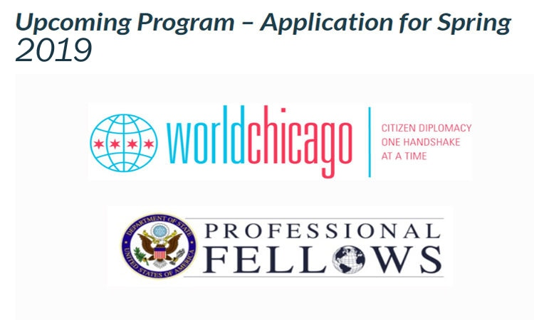 Tech Innovation and Entrepreneurship, Professional Fellows Program (PFP) 2019